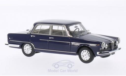 Alfa Romeo 2600 1/43 Kess Berlina blue 1962 diecast model cars