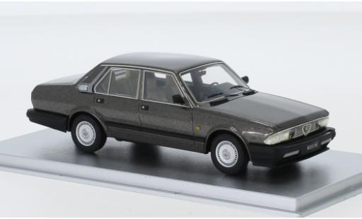 Alfa Romeo Alfa 6 2.5i 1/43 Kess V6 Quadrifoglio Oro metallise grey 1983 diecast model cars