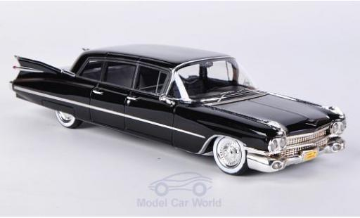 Cadillac Series 75 1/43 Kess Limousine black 1959 diecast model cars
