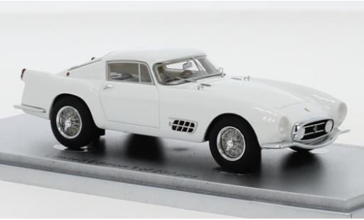 Ferrari 250 1/43 Kess Europa GT Berlinetta S2 TDF Speciale white 1955 sn0393GT diecast model cars
