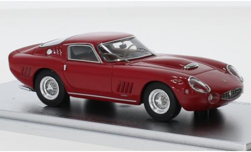 Ferrari 275 1/43 Kess GTB/4 Competizione Speciale Allegretti red 1967 diecast model cars