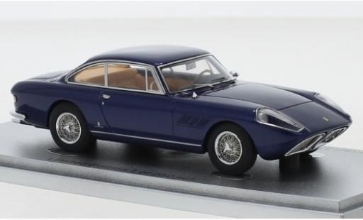 Ferrari 330 1/43 Kess GT 2+2 Shark Nose metallise blue 1965 sn6537GT diecast model cars
