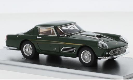 Ferrari 410 1/43 Kess Superamerica Series III Pininfarina Coupe verde/gold 1958 coche miniatura