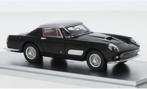 Ferrari 410 1/43 Kess Superamerica Series III Pininfarina Coupe negro/gris 1958 coche miniatura