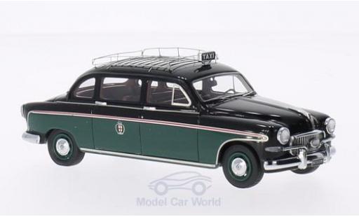 Fiat 1400 1/43 Kess B President Francis Lombardi Taxi Milano noire/verte 1956 miniature