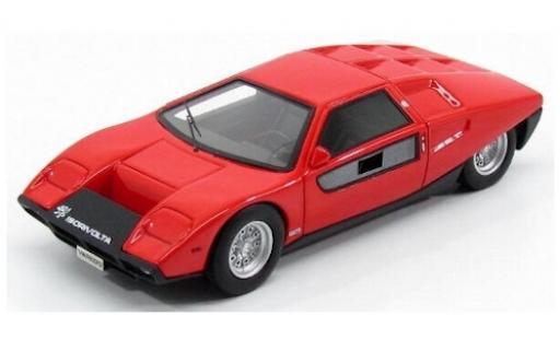 ISO Rivolta 1/43 Kess Iso Varedo rouge/matt-noire 1972 miniature