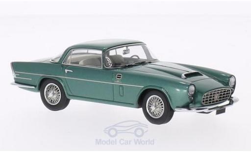 Jaguar XK 1/43 Kess 150 Ghia Aigle Coupe metallise green 1958 diecast model cars