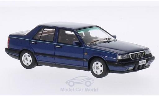 Lancia Thema 1/43 Kess 8.32 2S metallic-dunkelbleue 1988 miniature