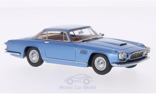 Maserati 3500 GT 1/43 Kess Frua Coupe metallise blue 1961 diecast model cars