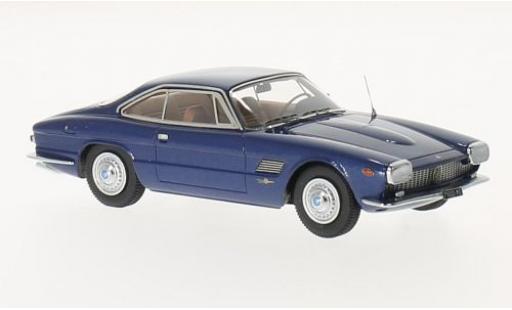 Maserati 5000 GT 1/43 Kess Bertone metallise blue 1961 diecast model cars