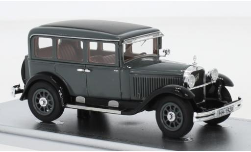 Mercedes 260 1/43 Kess Typ 10/50 Stuttgart (W11) grey/black 1929 diecast model cars