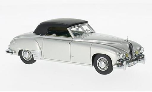 Mercedes 320 1/43 Kess (W142) by Wendler gris 1940 coche miniatura