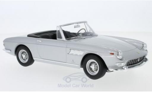 Ferrari 275 1/18 KK Scale GTS Pininfarina Spyder grise 1964 mit abnehmbarem Softtop miniature