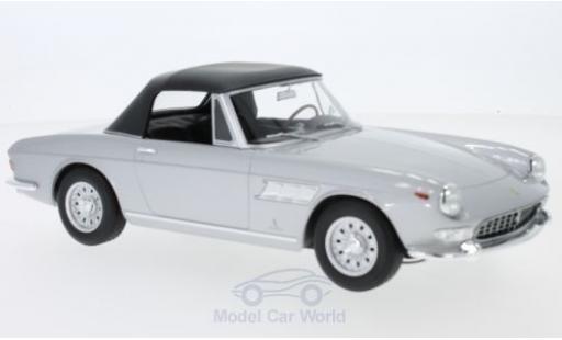 Ferrari 275 1/18 KK Scale GTS Pininfarina Spyder grise Softtop liegt ein miniature