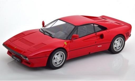 Ferrari 288 1/18 KK Scale GTO red 1984 diecast model cars
