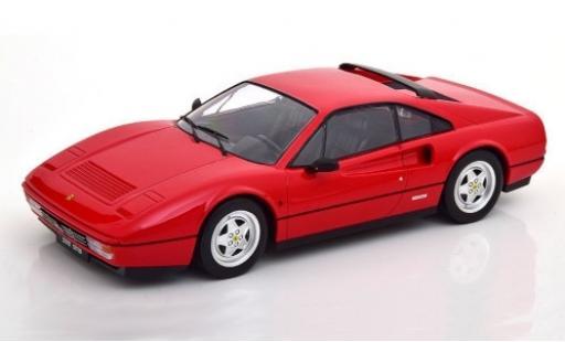 Ferrari 328 1/18 KK Scale GTB rojo 1985 coche miniatura