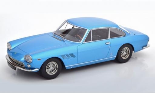 Ferrari 330 1/18 KK Scale GT 2+2 metallise blau 1964 modellautos