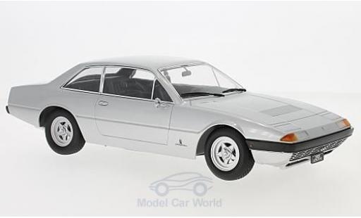 Ferrari 365 1/18 KK Scale GT4 2+2 grise 1972 miniature