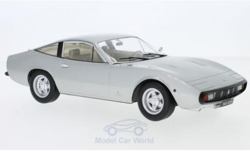 Ferrari 365 1/18 KK Scale GTC/4 grise 1971 miniature