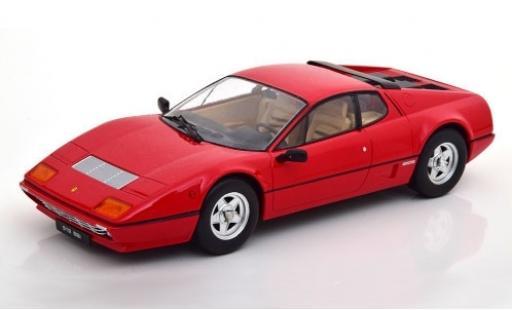 Ferrari 512 1/18 KK Scale BBi red 1981 diecast model cars