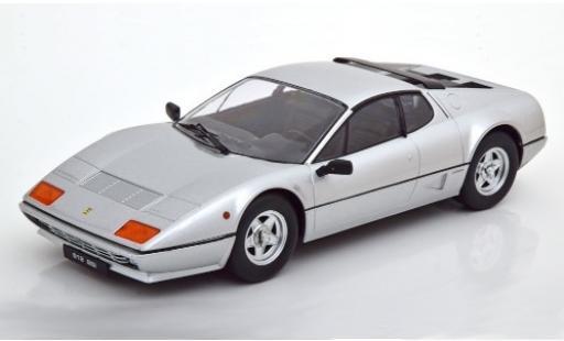 Ferrari 512 1/18 KK Scale BBi silber 1981 modellautos