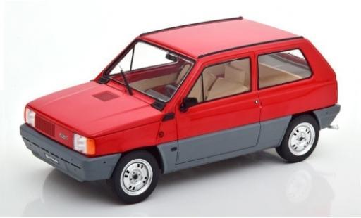 Fiat Panda 1/18 KK Scale 30 MK 1 rojo 1980 coche miniatura