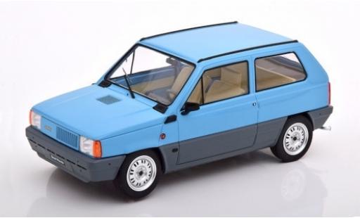 Fiat Panda 1/18 KK Scale 35 MK 1 azul 1980 coche miniatura