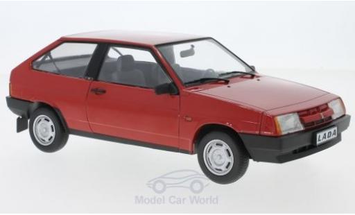 Lada Samara 1/18 KK Scale rouge 1984 miniature