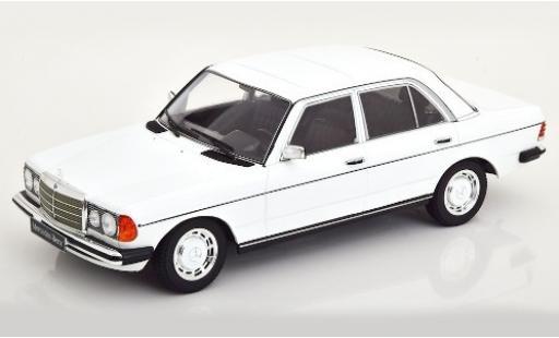 Mercedes 230 1/18 KK Scale E (W123) white 1975 diecast