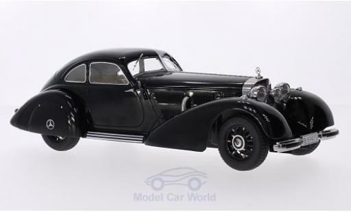 Mercedes 540 1/18 KK Scale K Autobahnkurier noire 1938 miniature