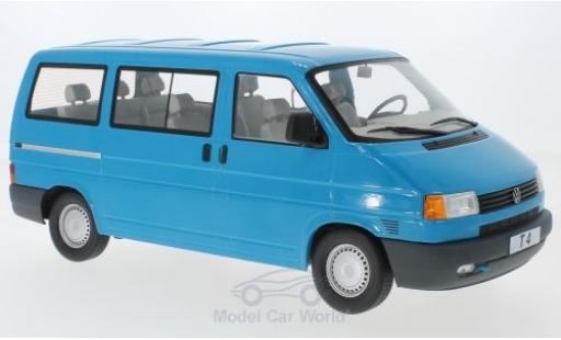 Volkswagen T4 1/18 KK Scale Caravelle bleue 1992 miniature