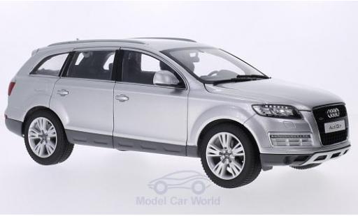 Audi Q7 1/18 Kyosho grigio 2013 modellino in miniatura