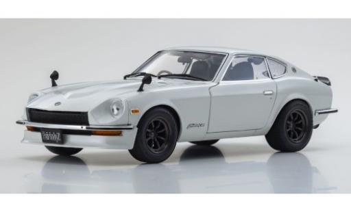 Nissan Fairlady Z 1/18 Kyosho (S30) blanco RHD 1970 coche miniatura