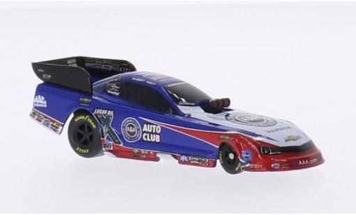 Chevrolet Camaro 1/64 Lionel Racing Funny Car John Force Racing AAA - Automobile Club Southern California NHRA 2015 R.Hight modellino in miniatura