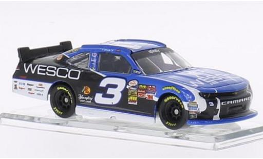 Chevrolet Camaro 1/64 Lionel Racing No.3 Richard Childress Racing Wesco Nascar 2015 T.Dillon modellino in miniatura