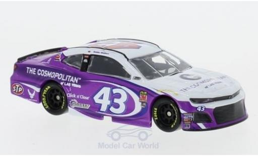 Chevrolet Camaro 1/64 Lionel Racing No.43 Richard Petty Motorsports The Cosmopolitan of Las Vegas Nascar 2018 D.Wallace Jr. miniature