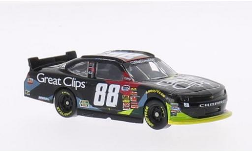 Chevrolet Camaro 1/64 Lionel Racing No.88 JR Motorsports Great Clips Nascar 2014 K.Harvick modellino in miniatura