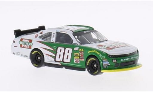 Chevrolet Camaro 1/64 Lionel Racing No.88 JR Motorsports Hunt Brossohers Pizza Nascar 2015 K.Harvick modellino in miniatura
