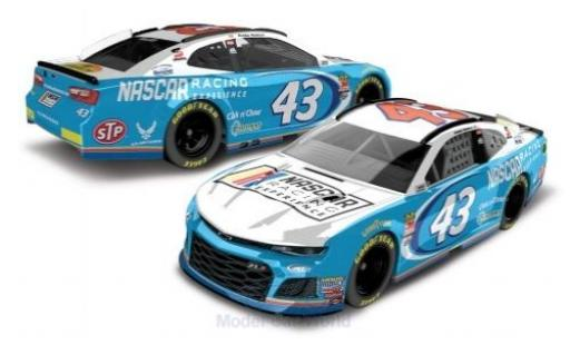 Chevrolet Camaro 1/64 Lionel Racing ZL1 No.43 Richard Petty Motorsports Nascar Racing Experience Nascar 2018 D.Wallace Jr. miniature