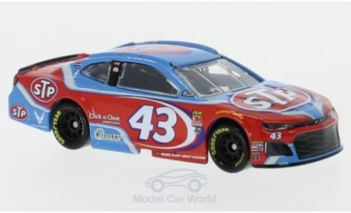 Chevrolet Camaro 1/64 Lionel Racing ZL1 No.43 Richard Petty Motorsports STP Nascar 2018 A.Wallace miniature