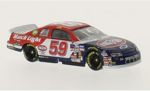 Chevrolet Monte Carlo 1/64 Lionel Racing No.59 Kingsford Nascar 1998 J.Johnson diecast model cars