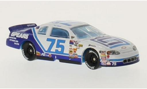 Chevrolet Monte Carlo 1/64 Lionel Racing No.75 Spears Nascar 1998 K.Harvick diecast model cars