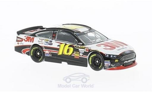 Ford Fusion 1/64 Lionel Racing No.16 Roush Fenway Racing 3M Nascar 2014 G.Biffle miniature