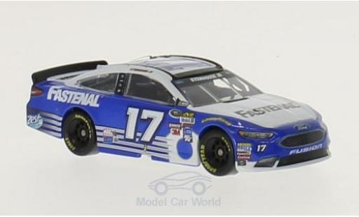 Ford Fusion 1/64 Lionel Racing No.17 Roush Fenway Racing Fastenal Nascar 2016 R.Stenhouse Jr. miniature