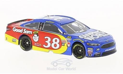 Ford Fusion 1/64 Lionel Racing No.38 Front Row Motorsports Camping World Nascar 2017 D.Ragan miniature