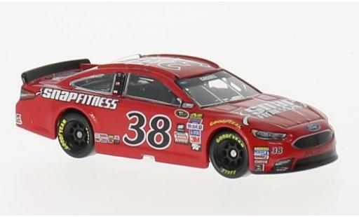 Ford Fusion 1/64 Lionel Racing No.38 Snap Fitness Nascar 2016 L.Cassill miniature
