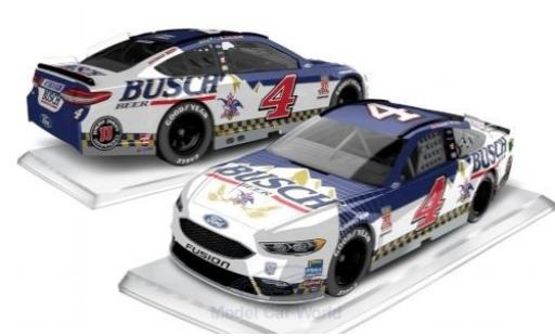 Ford Fusion 1/64 Lionel Racing No.4 Stewart-Haas Racing Busch Beer Nascar 2018 K.Harvick miniature