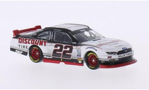 Ford Mustang 1/64 Lionel Racing No.22 Team Penske Discount Tire Nascar 2016 R.Blaney coche miniatura