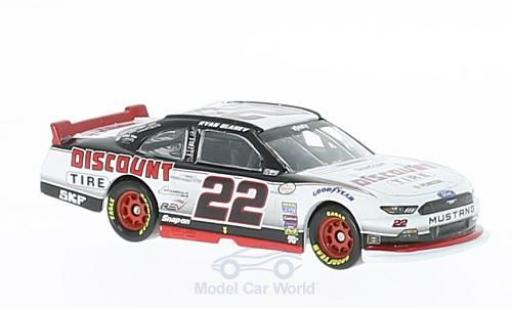 Ford Mustang 1/64 Lionel Racing No.22 Team Penske Discount Tire Nascar 2017 R.Blaney ohne Vitrine miniature