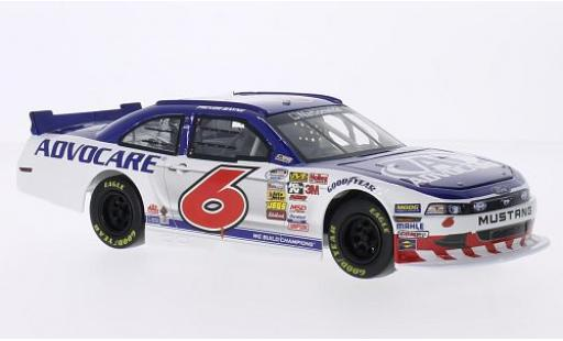 Ford Mustang 1/24 Lionel Racing No.6 Roush Fenway Racing Advocare Nascar 2014 T.Bayne diecast model cars